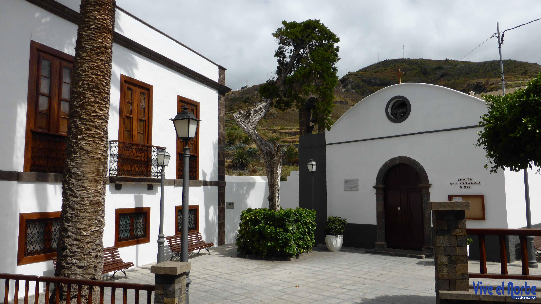 Ermita Santa Catalina Siglo XIX La GuanchaTenerife