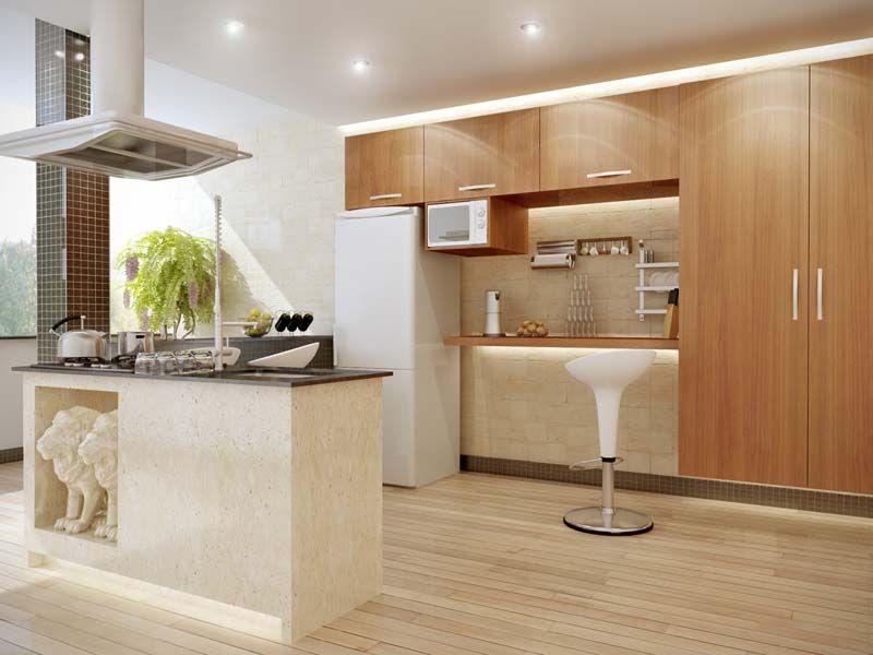 Cozinhas e Copas - Decorart Marcenaria SJC