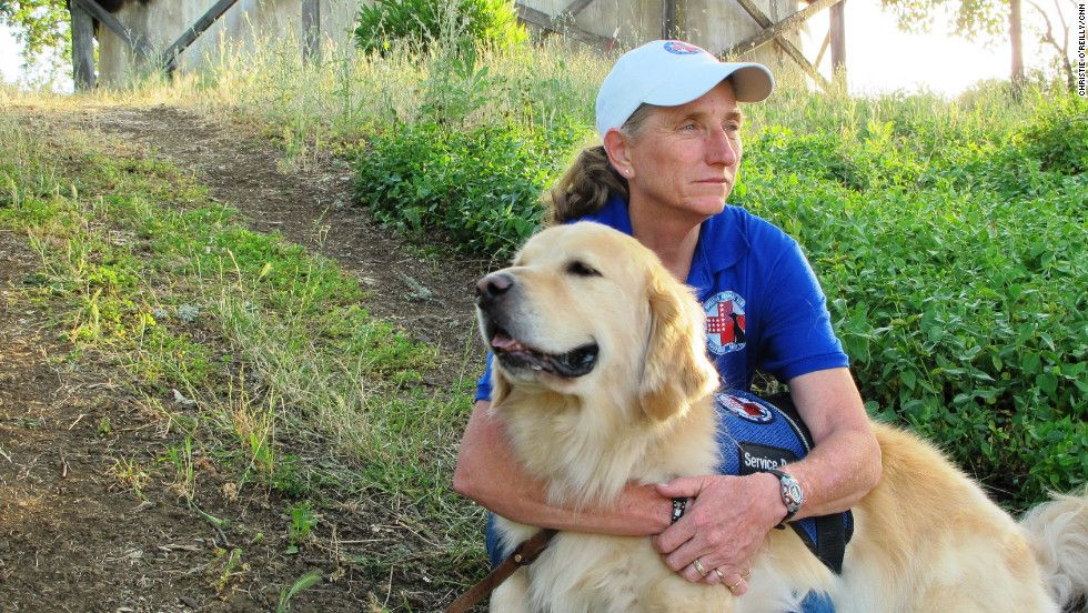 Mary Cortani Is A Former Army Dog Trainer Who Started Operation