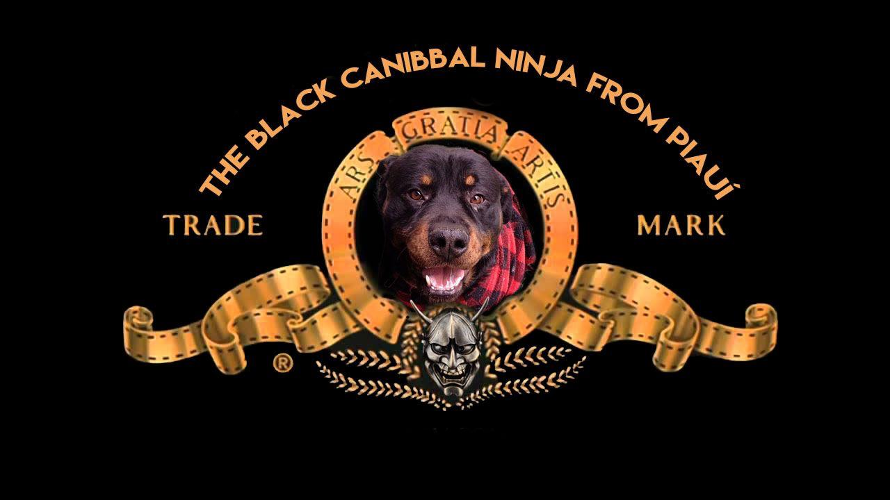 Ninja Preto Canibal do Piaui