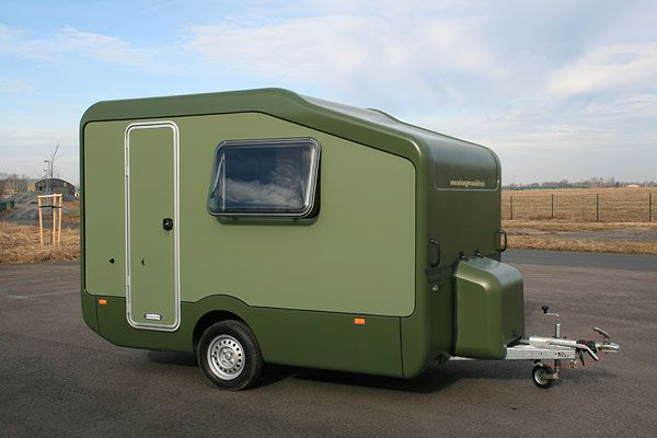 kleine wohnwagen mobilewelten pinterest wohnwagen outdoor und reise. Black Bedroom Furniture Sets. Home Design Ideas