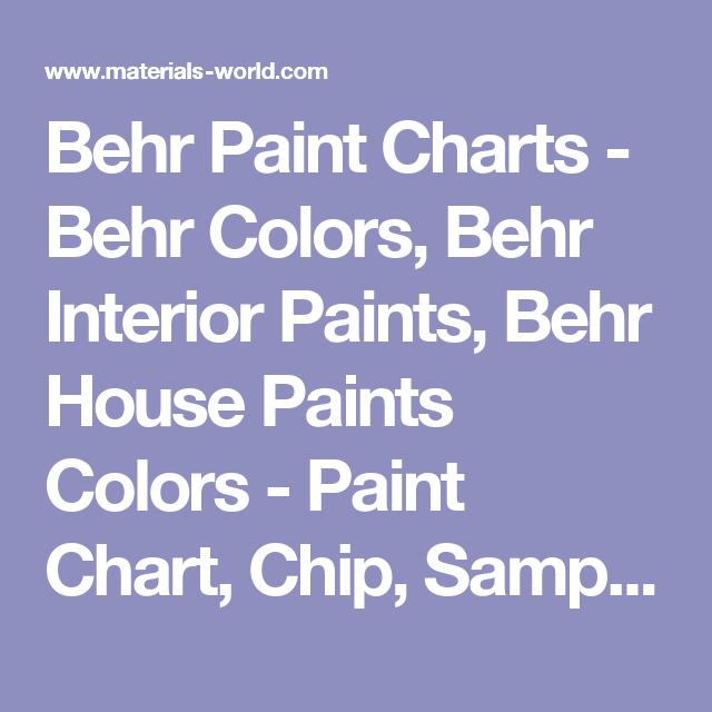 behr paint charts behr colors behr interior paints on behr paint interior color chart id=19150