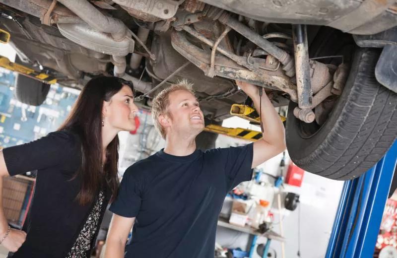 Car Maintenance Image Source Http Wpmedia Driving Ca 2016 07 Under Car Jpg Quality 70 Strip All W 800 H 520 Crop 1 Car Fix Auto Repair Car Care