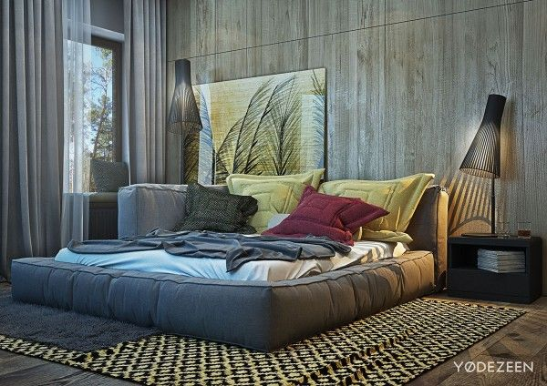 A suburban kiev apartment design with luxury and budget in mind