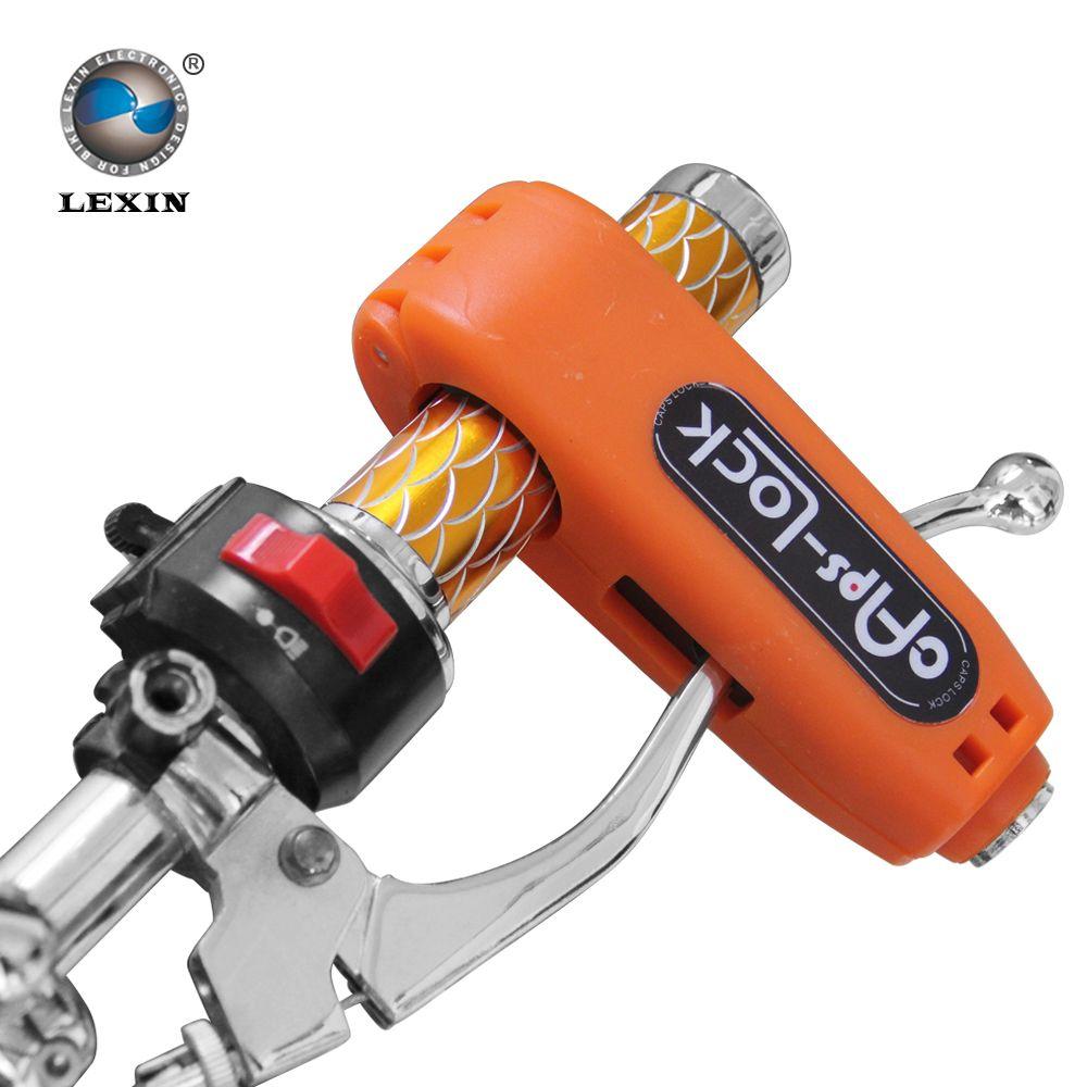 grip-lock motocicleta y scooter bloqueo de seguridad
