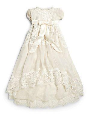 Dolce Gabbana Infant S Lace Baptism Dress 1 200 00 Wow