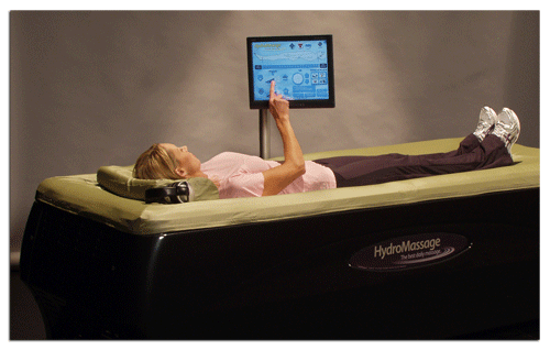 What is HydroMassage?