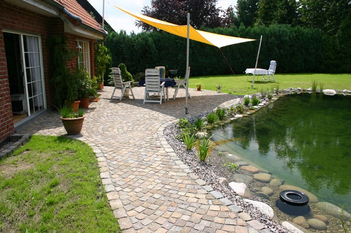 Beautiful Immerg n Teichbau Der Schwimmteich im eigenen Garten muss kein Traum bleiben biologische Schwimmteiche und Badeteiche von Immergr n