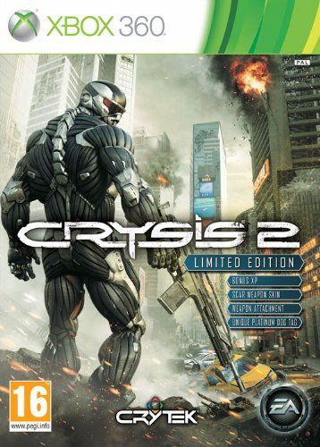 Crysis 2 Limited Edition Xbox 360 Check Out This Great Product