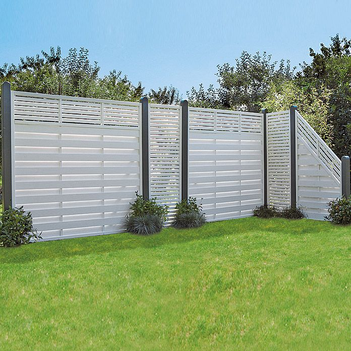 Noblewood Sylt Sichtschutzelement Sichtschutzelemente