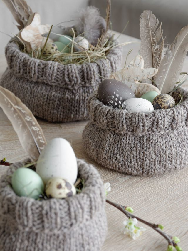 diy h keln ostern h keln ostern und stricken. Black Bedroom Furniture Sets. Home Design Ideas