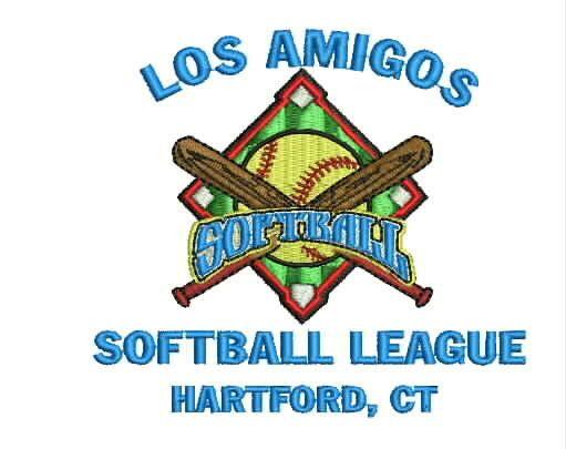 .Los Amigos Softball.