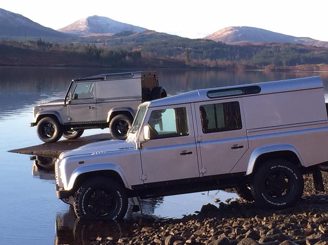 Land rover Defender 110 twisted-Don't be confined, redefine!   Off