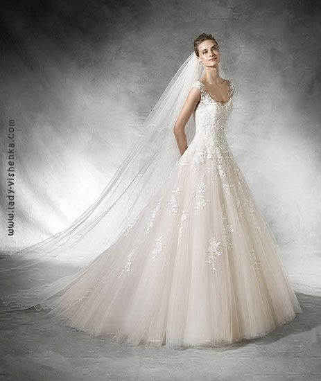 4. Fabulous Brautkleider Pronovias http://de.lady-vishenka.com ...