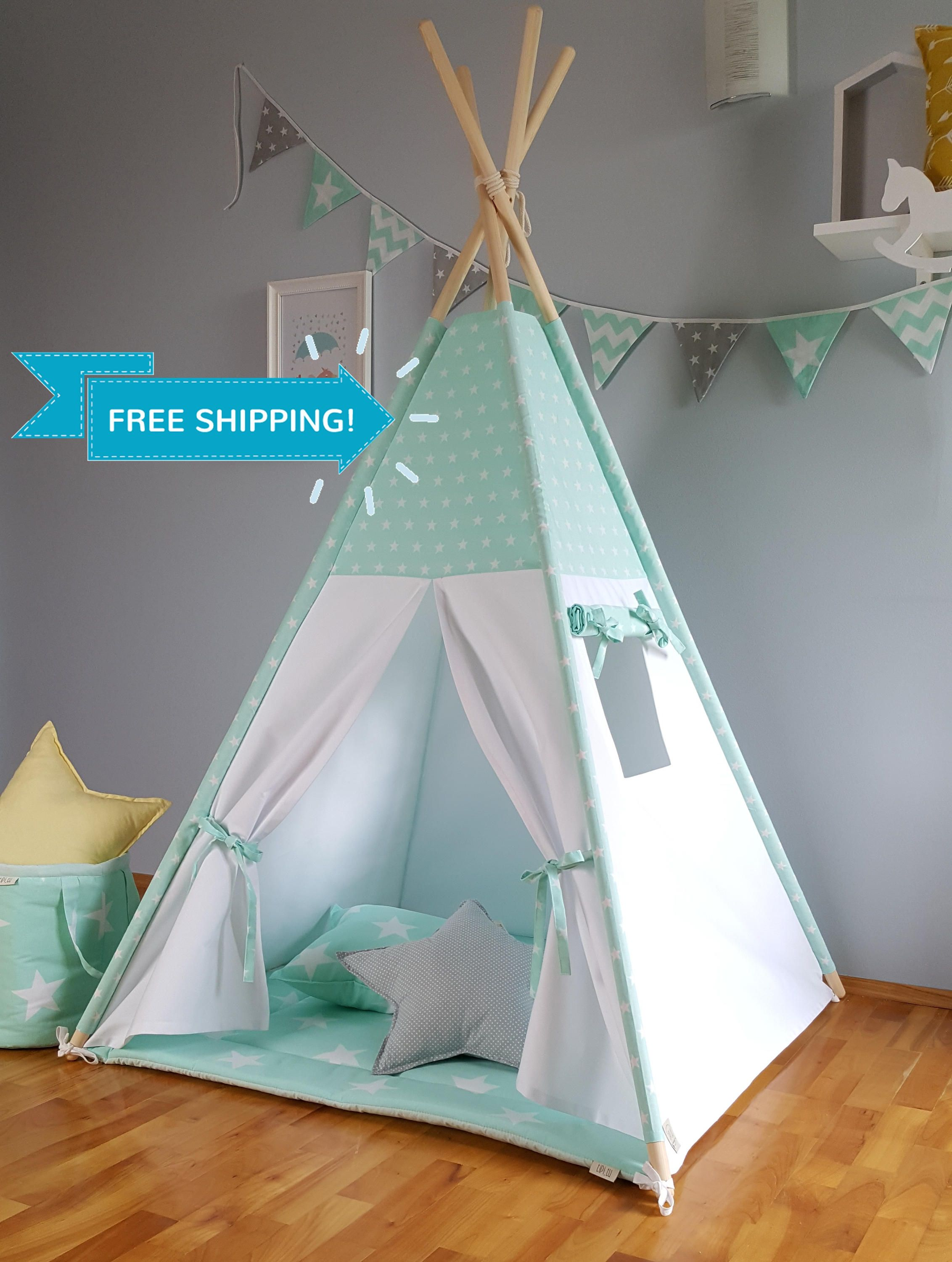Best Teepee For Kids