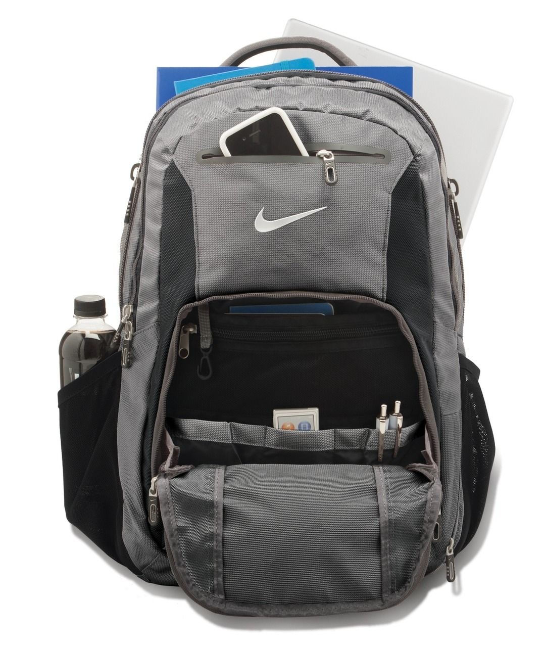 Nike Backpack, Tablet and Laptop compartments CustomLogo