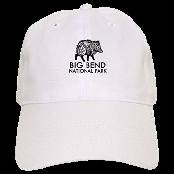 7179daff7e55d Big Bend National Park Javelina Logo Baseball Baseball Cap ...