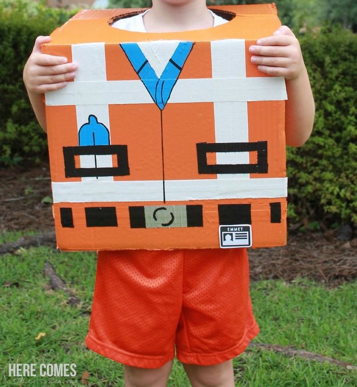 Diy lego movie costume lego movie costume lego movie and costumes diy lego movie costume solutioingenieria Gallery