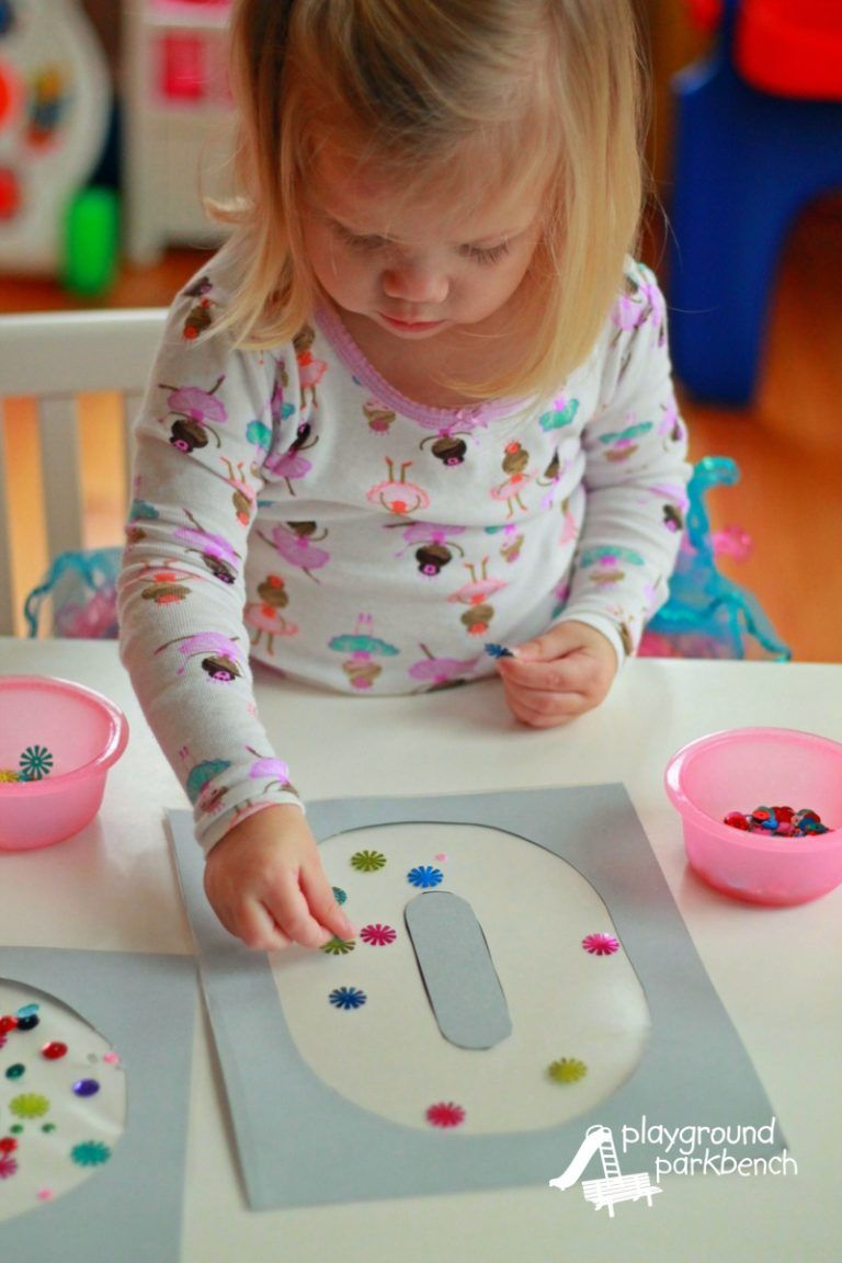 New Year's Craft for Toddlers Toddler arts, crafts
