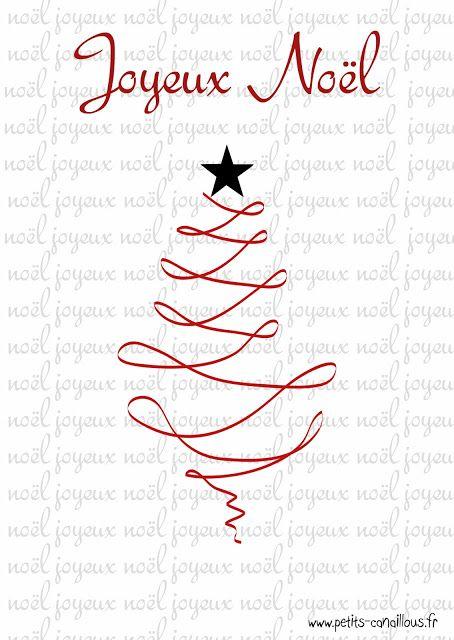 Jolies cartes de Noël #2   Petits canaillous | Jolie carte noel