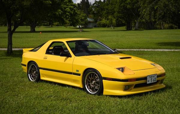 JDM 1988 Mazda RX7 FC turbo II - This 1988 Mazda RX7 Turbo ...