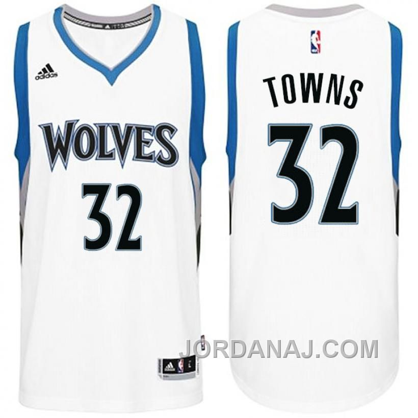 Buy Minnesota Timberwolves Karl-Anthony Towns New Swingman Home White Jersey  from Reliable Minnesota Timberwolves Karl-Anthony Towns New Swingman Home  White ... b80036929