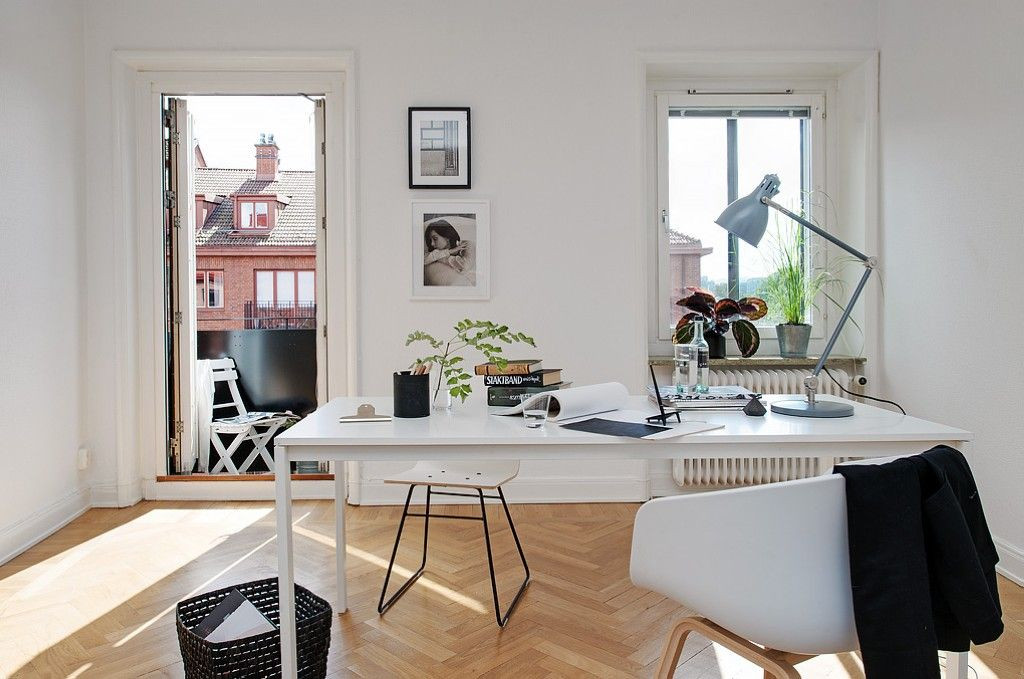 12 Home Offices That Inspire