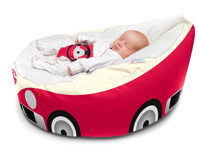 Enjoyable Luxury Cuddle Soft Iconic Campervan Gagac Baby Bean Bags Machost Co Dining Chair Design Ideas Machostcouk