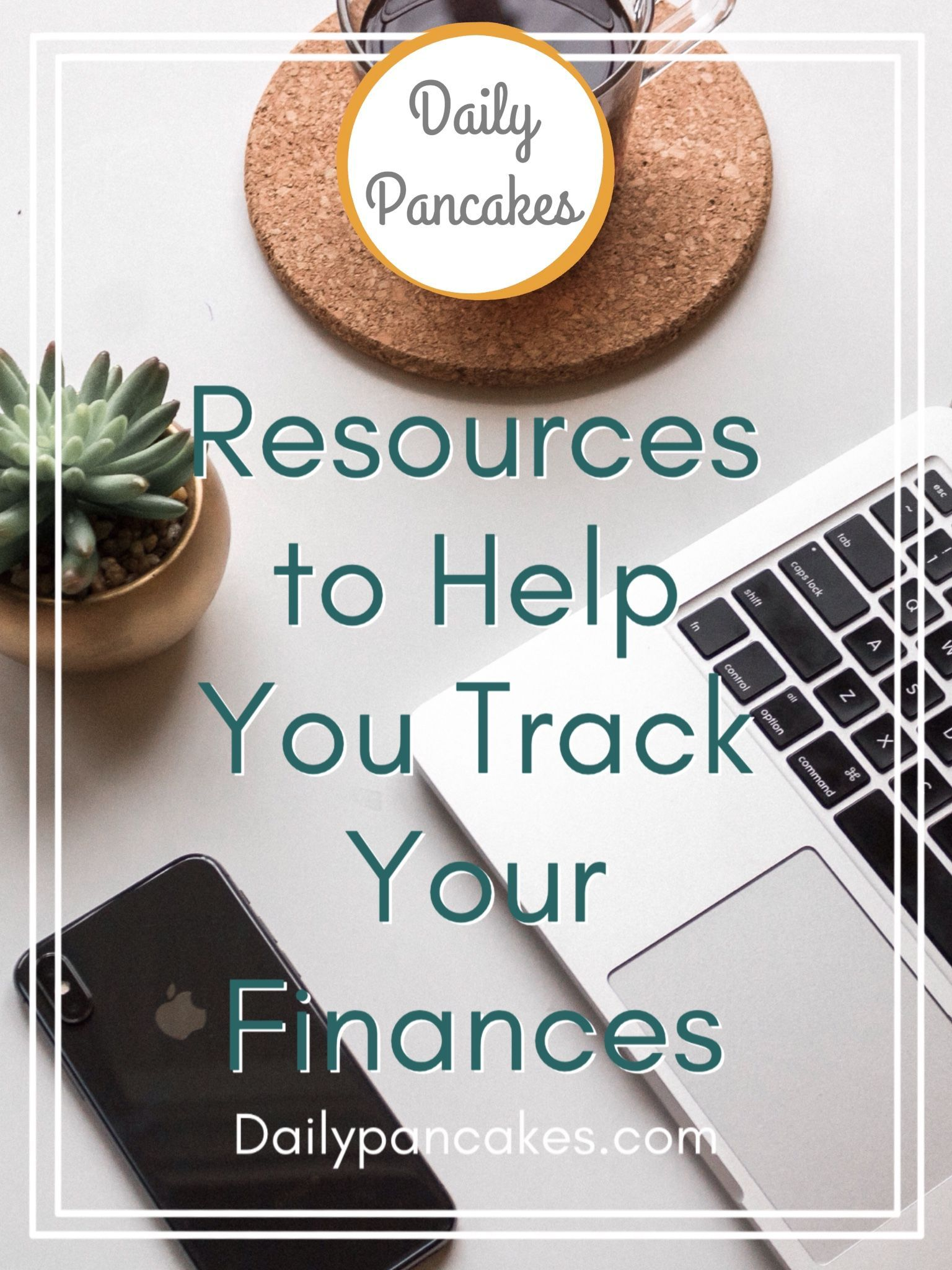 The Financial Tracker For Life