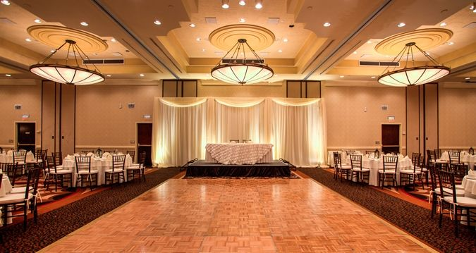 Hilton Ocala Hotel Reception Beautiful Wedding Venues