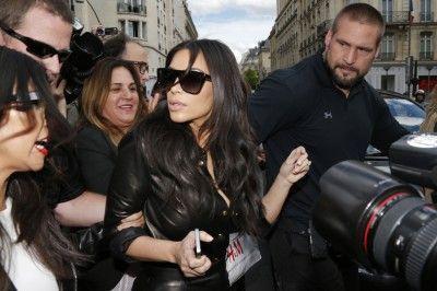 Kanye West et Kim Kardashian sont enfin mariés