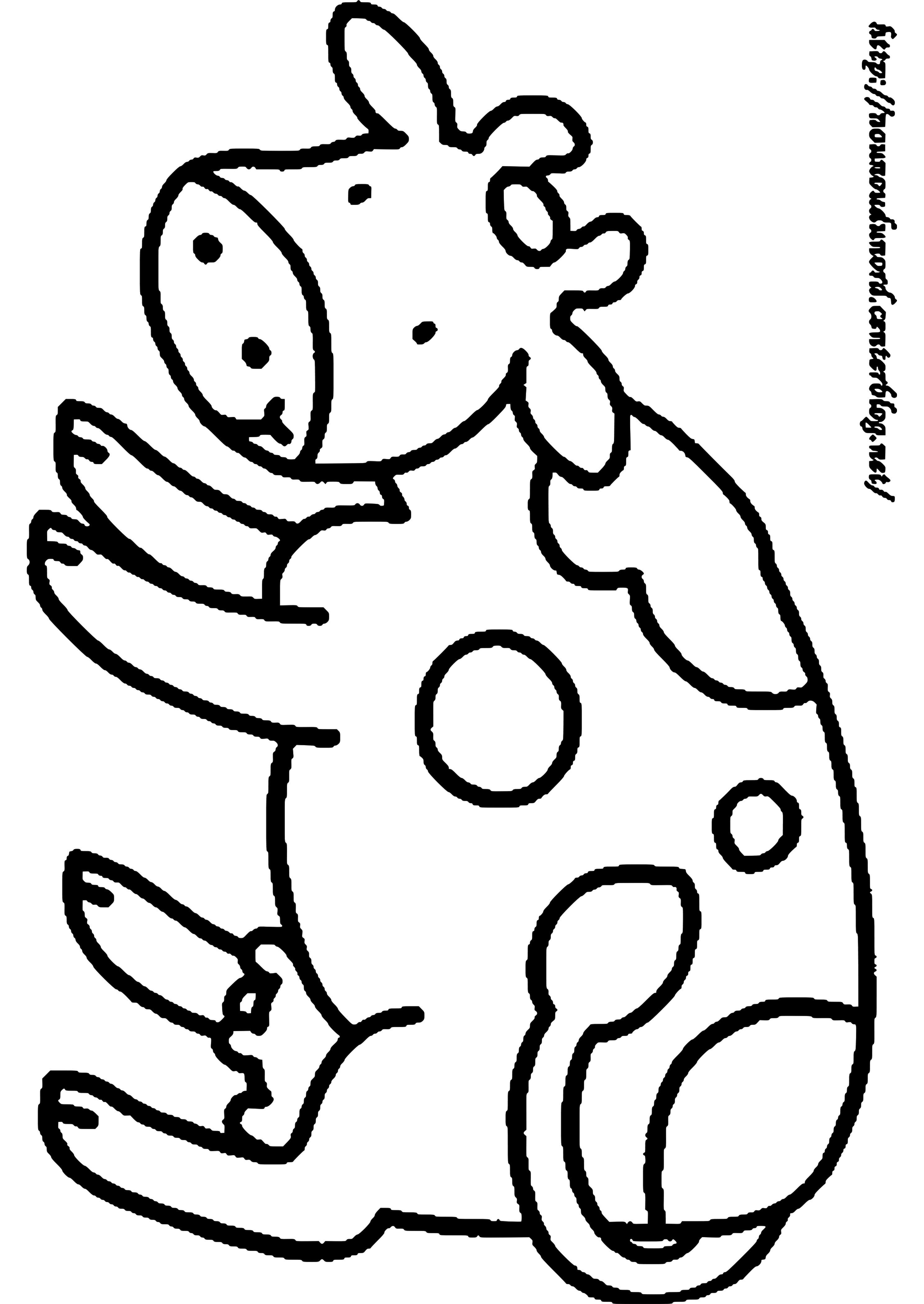 Malvorlage Kuh Malvorlagen Kuh Lustige Kuhe