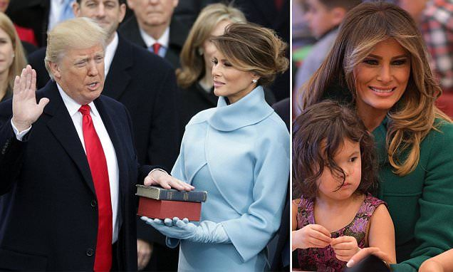 Melania's approval rating climbs 17 points Husband