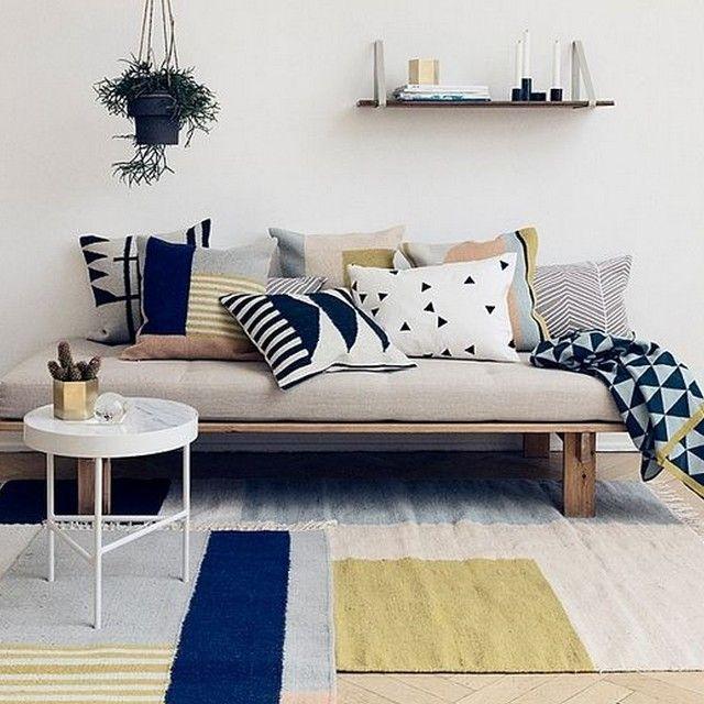 12 Idées Pour Créer Une Déco Cosy Dans Son Salon Cet Hiver: 12 Idées Simples Et Pas Chères Pour Rendre Votre