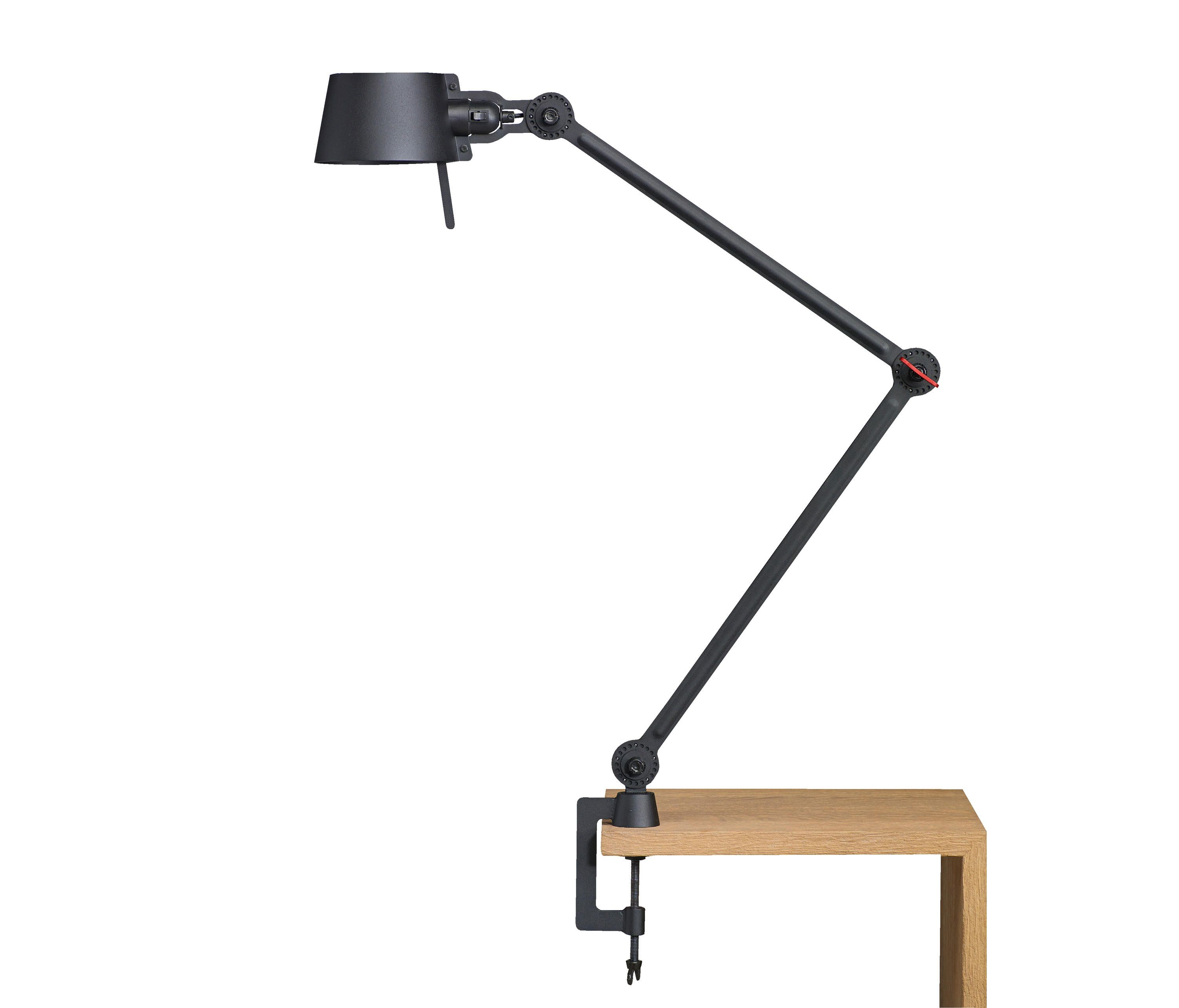 Bolt Desk Lamp Double Arm With Clamp By Tonone General