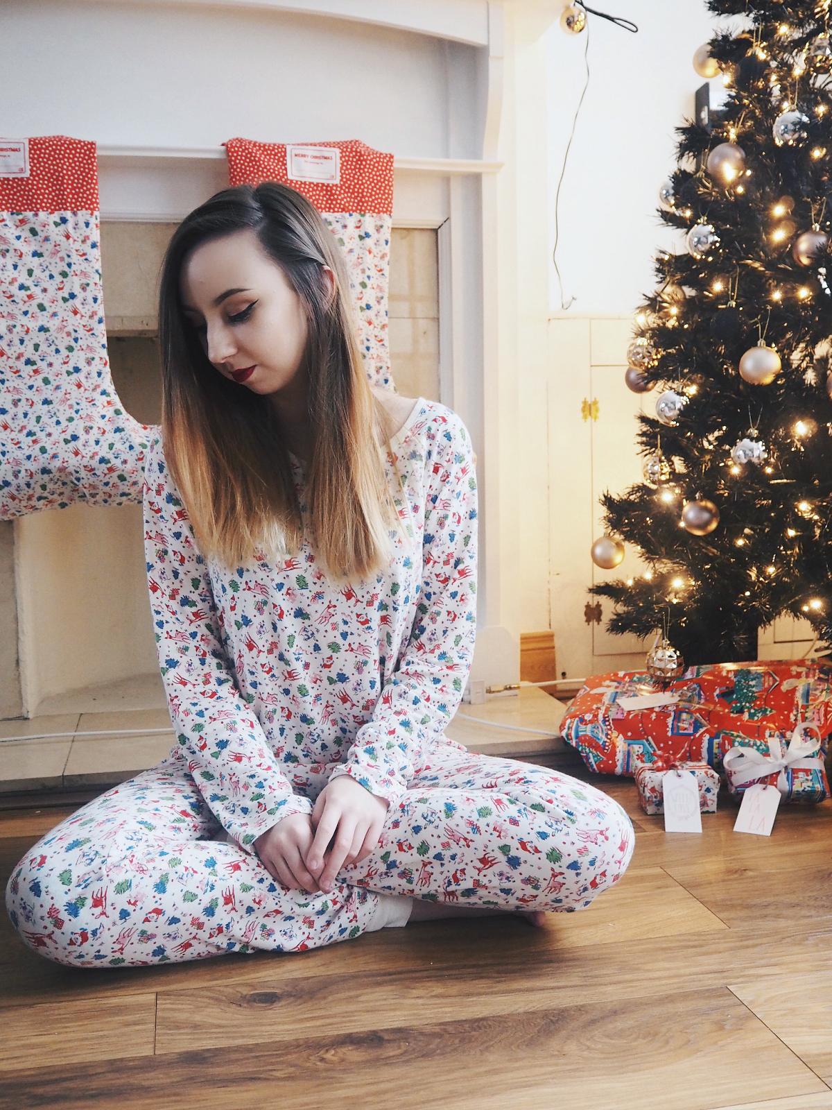 His 'n' Hers Christmas Pyjamas