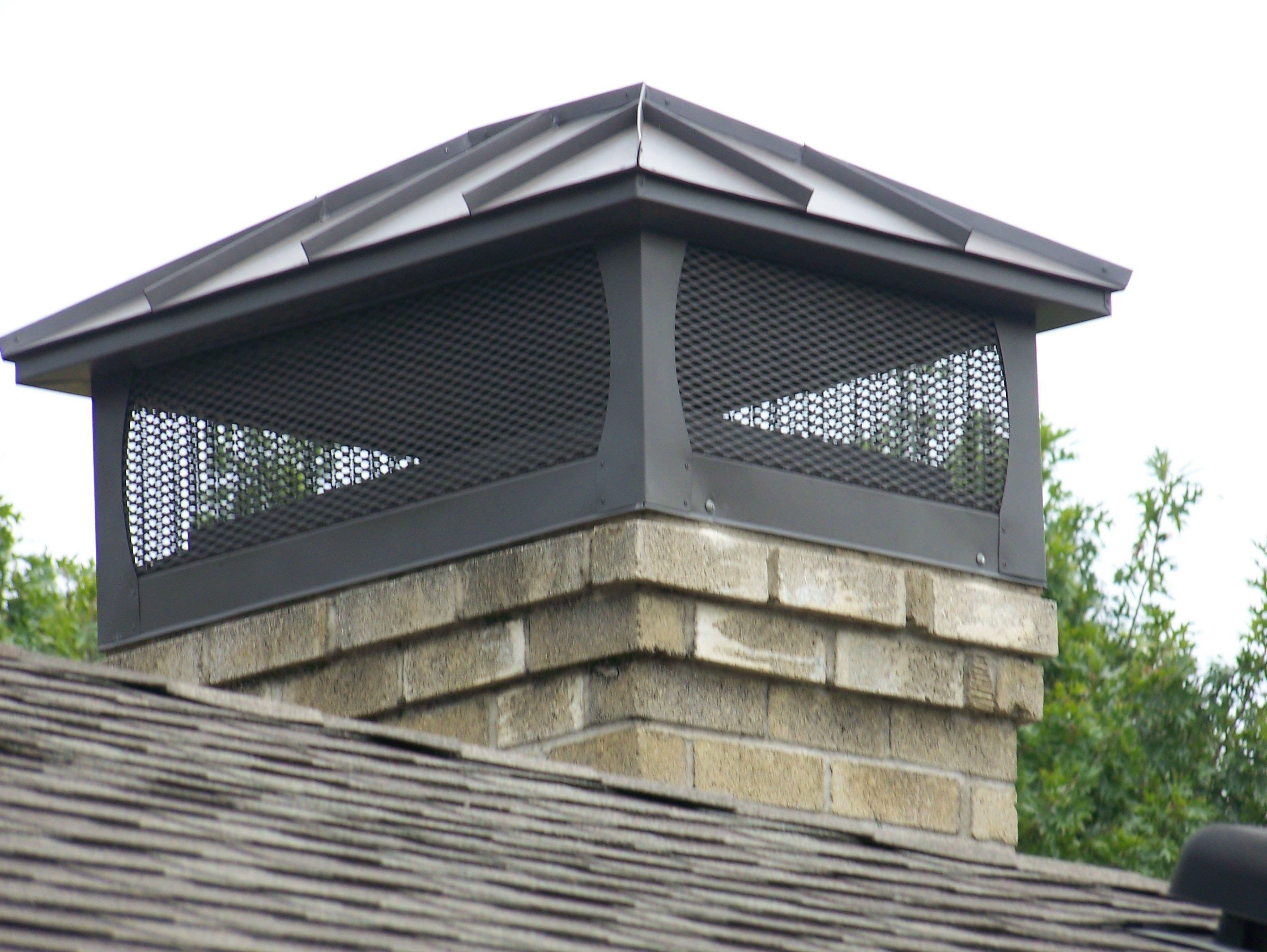 chimney cap ideas A Home up North Pinterest Cap Exterior