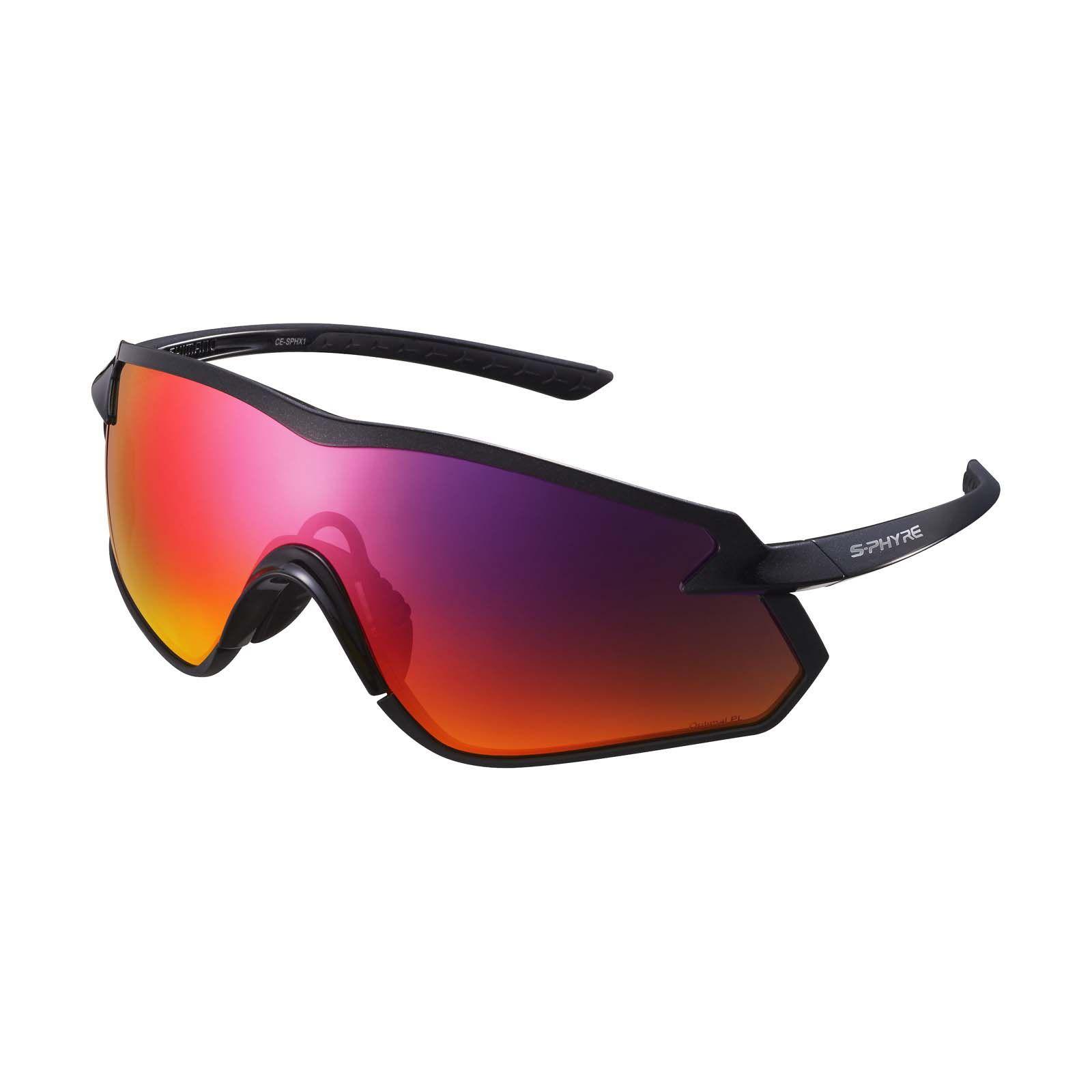 gafas de ciclismo blancas