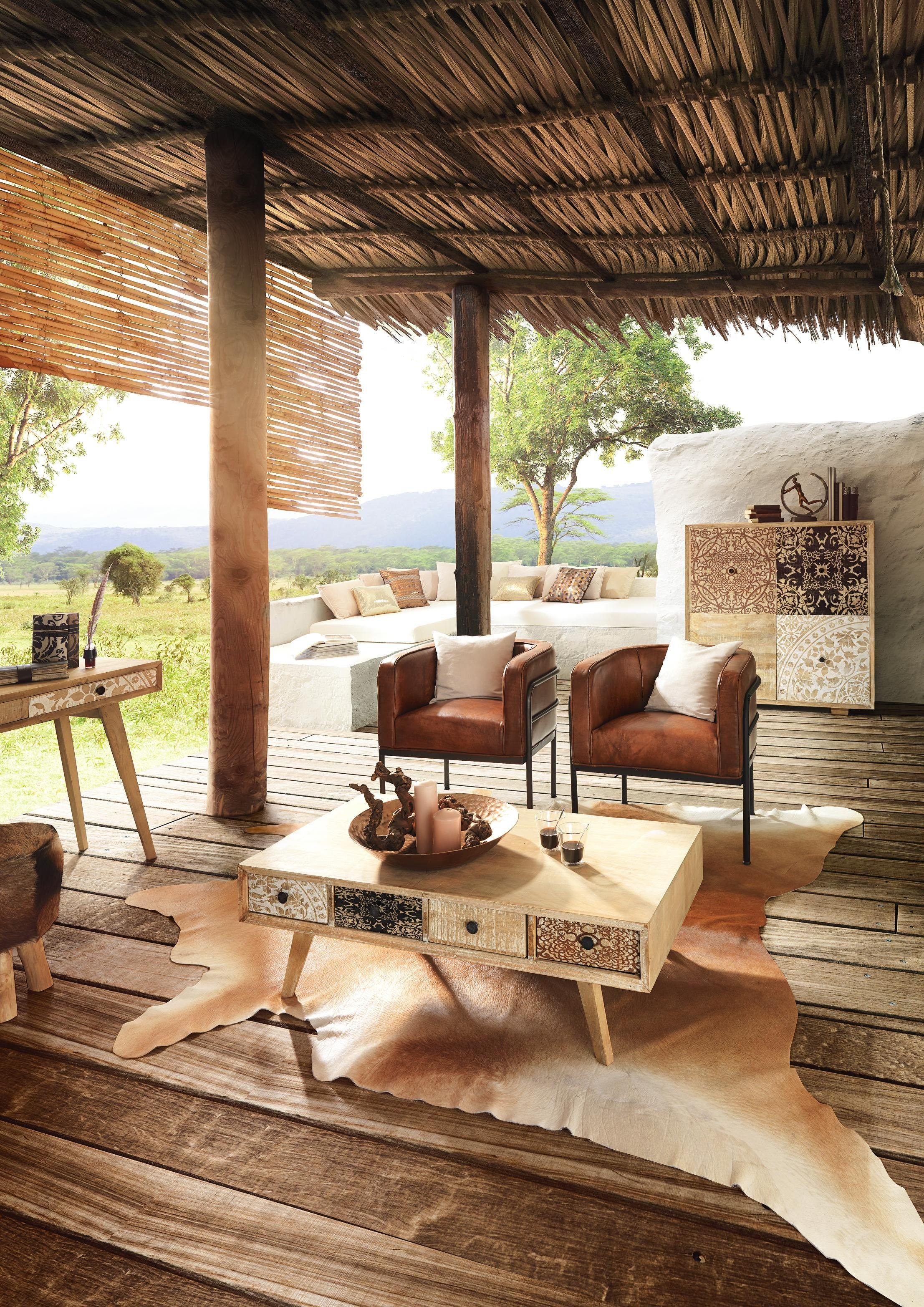 Couchtisch Von Ambia Home Aus Mangoholz Kreatives Wohndesign
