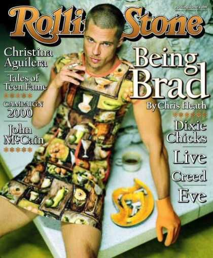 Rolling Stone Covers #800-849