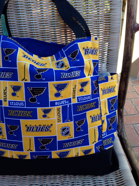 St Louis Blues Diaper Bag Daddy Custom Tote