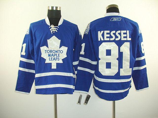5bd315cbf29 Toronto Maple Leafs 81 Phil KESSEL Home Jersey
