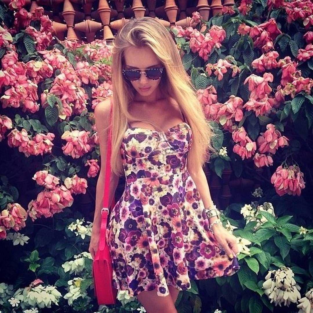 Vestido muy fresco para el verano | moda | Pinterest | El verano y ...