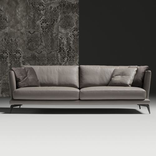 Francis Contemporary Sofa Sofas For Small Spaces Living Room