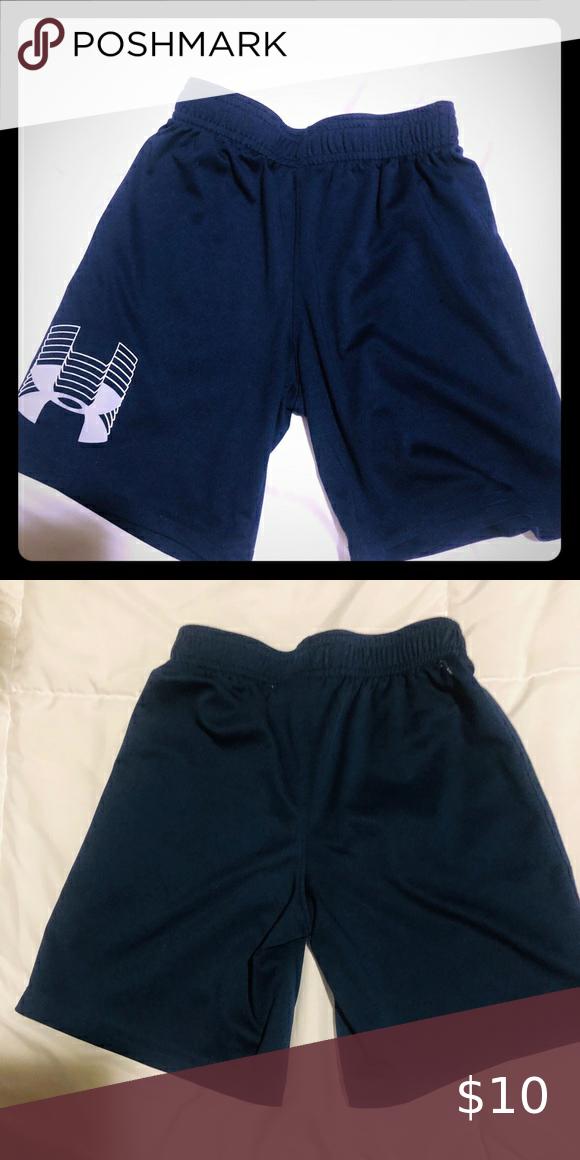 luto cinta Simplemente desbordando  Boys under armour shorts navy | Under armour, Shorts, Boys