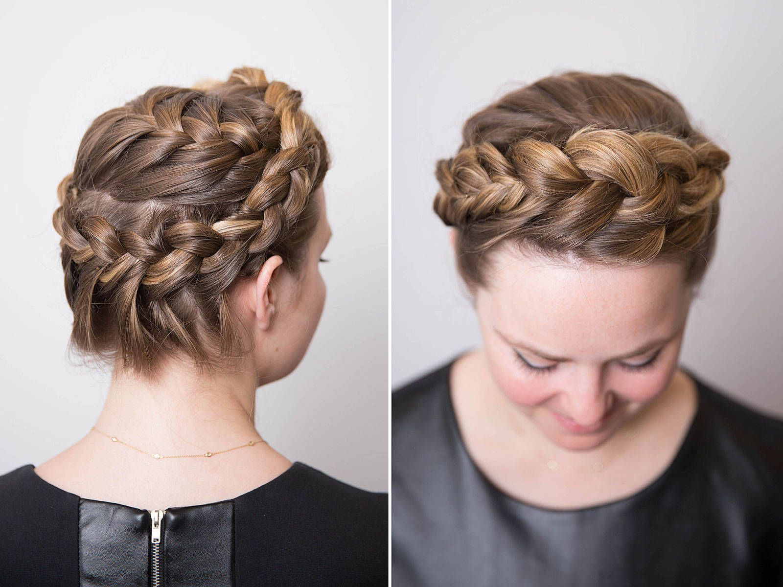 Diy braided hairstyles we love spirals beauty and of