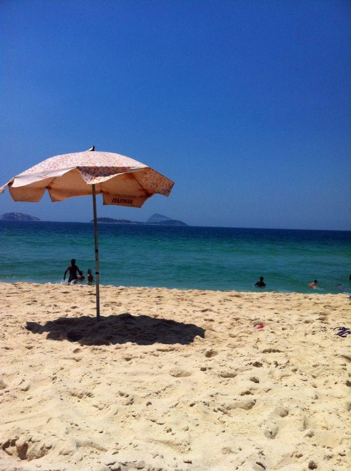 Ipanema Beach - Rio de Janeiro summer 2015