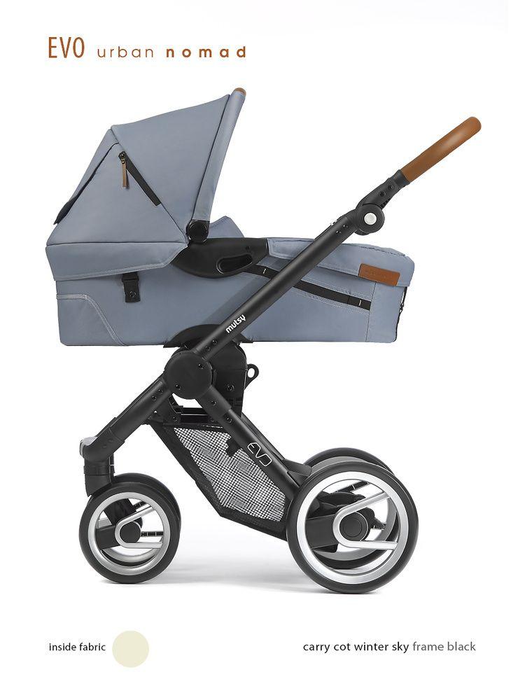 Cochecito de bebé Mutsy Evo Urban Nomad edition   Coches