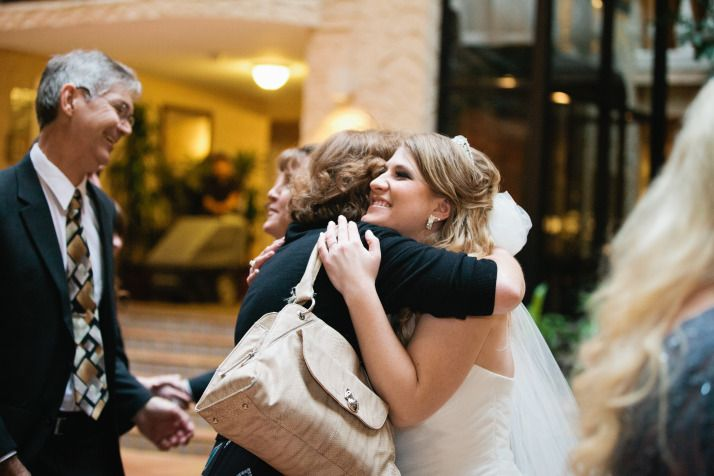 Tips For A Modern Receiving Line No Wandering From Table To Table