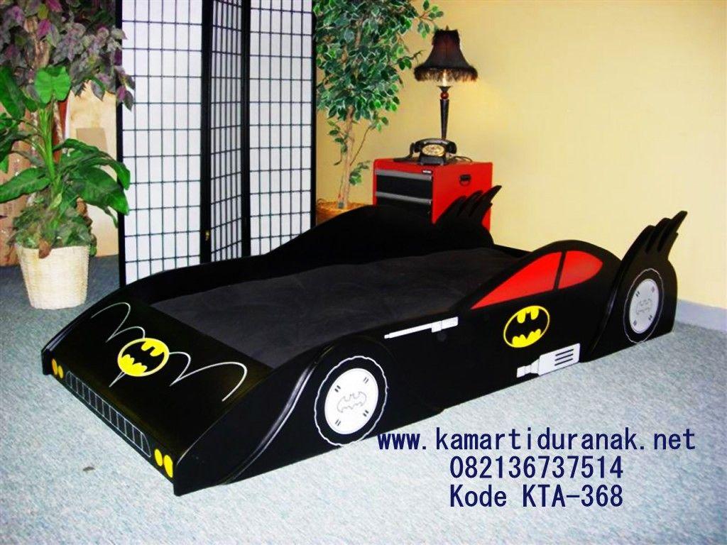 Jual Tempat Tidur Karakter Batman Murah Tempat Tidur Anak Anak Kamar Tidur Anak